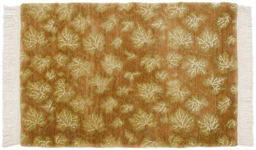 2×3 Caucasian Gold Oriental Rug 038108