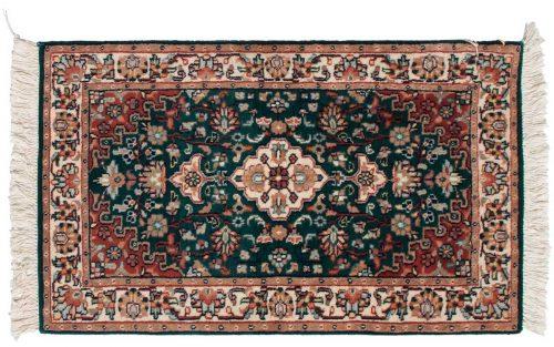 2×3 Sarouk Green Oriental Rug 024367