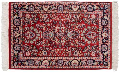 2×3 Sarouk Red Oriental Rug 024821