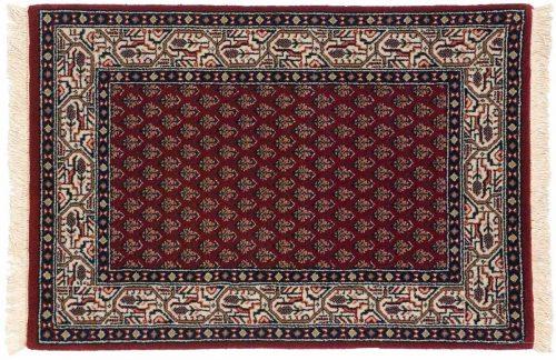 2×3 Sarouk Red Oriental Rug 043993