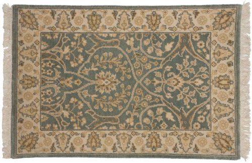 2×3 Tabriz Blue Oriental Rug 043715