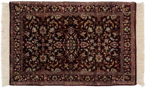 2×3 Tabriz Red Oriental Rug 038599