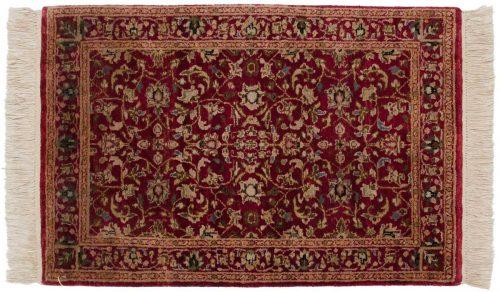 2×3 Tabriz Red Oriental Rug 038855