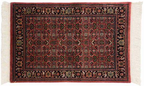 2×3 Tabriz Red Oriental Rug 038863