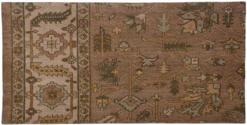 2×4 Heriz Beige Oriental Rug 045482