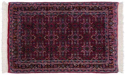 2×4 Bijar Red Oriental Rug 036159