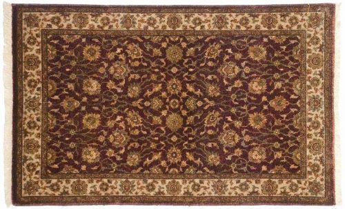 2×4 Kashan Brown Oriental Rug 042572