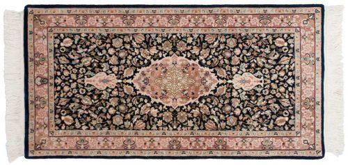 2×4 Tabriz Blue Oriental Rug 038207