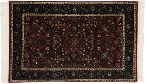 2×4 Tabriz Red Oriental Rug 039087