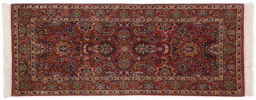 2×5 Sarouk Red Oriental Rug 044785