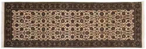 2×6 Kashan Ivory Oriental Rug 042582