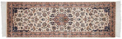 2×6 Persian Ivory Oriental Rug Runner 021636