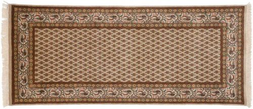 2×6 Sarouk Beige Oriental Rug Runner 043969