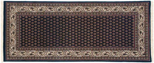 2×6 Sarouk Blue Oriental Rug Runner 043962