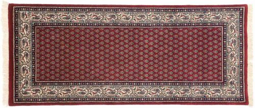 2×6 Sarouk Red Oriental Rug Runner 043965