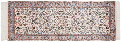 2×7 Kashan Ivory Oriental Rug Runner 034475