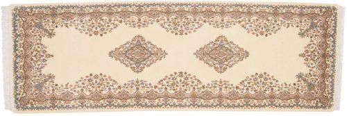 2×7 Kerman Ivory Oriental Rug Runner 015453