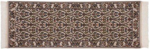 2×7 Aubusson Ivory Oriental Rug Runner 031633