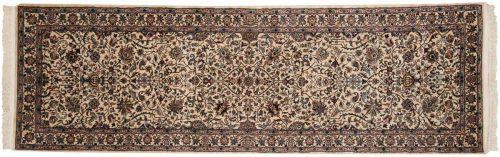 2×8 Persian Ivory Oriental Rug Runner 021464