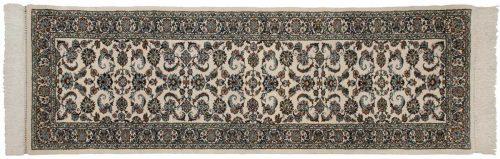 2×9 Isfahan Ivory Oriental Rug Runner 025316