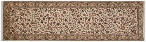 3×10 Isfahan Ivory Oriental Rug Runner 042845