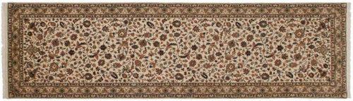 3×10 Isfahan Ivory Oriental Rug Runner 042846