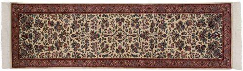3×10 Tabriz Ivory Oriental Rug Runner 025715