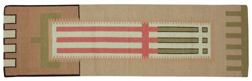 3×10 Nicholls Multi Color Oriental Rug Runner 013020