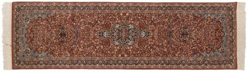 3×10 Persian Rust Oriental Rug Runner 021481