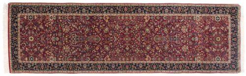3×10 Tabriz Red Oriental Rug Runner 039373