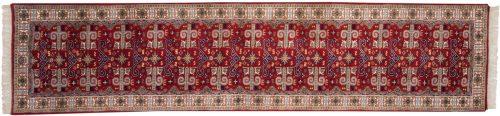 3×12 Caucasian Red Oriental Rug Runner 015493
