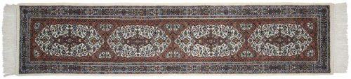 3×12 Khorassan Ivory Oriental Rug Runner 025300