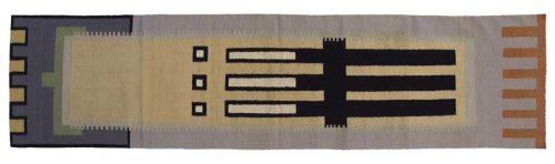 3×12 Nicholls Multi Color Oriental Rug Runner 012743