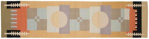 3×12 Nicholls Multi Color Oriental Rug Runner 012833