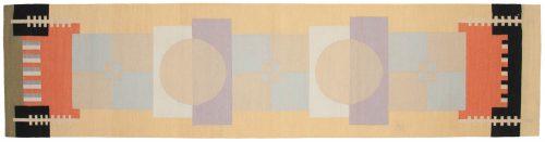 3×12 Nicholls Multi Color Oriental Rug Runner 012840