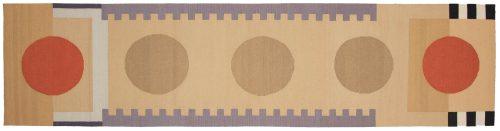 3×12 Nicholls Multi Color Oriental Rug Runner 012853