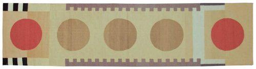 3×12 Nicholls Multi Color Oriental Rug Runner 012865