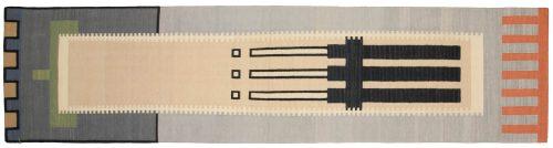 3×12 Nicholls Multi Color Oriental Rug Runner 024590