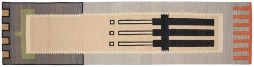 3×12 Nicholls Multi Color Oriental Rug Runner 024593