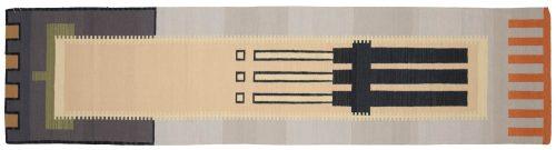 3×12 Nicholls Multi Color Oriental Rug Runner 024716