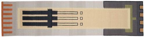 3×12 Nicholls Multi Color Oriental Rug Runner 024717