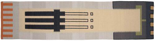 3×12 Nicholls Multi Color Oriental Rug Runner 024721