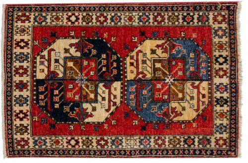3×4 Ersari Rust Oriental Rug 048892