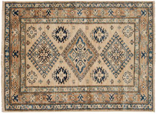 3×4 Kazak Beige Oriental Rug 048806