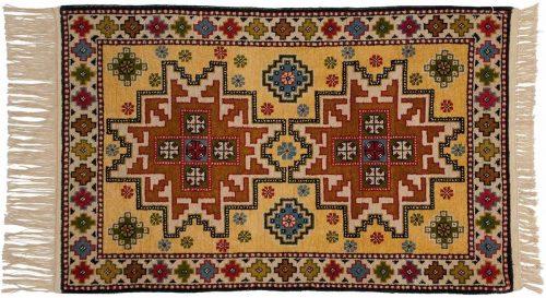 3×4 Kazak Gold Oriental Rug 043151