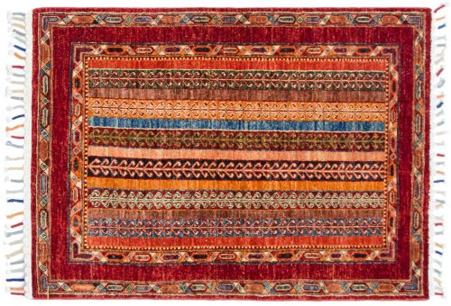 3×4 Kazak Multi Color Oriental Rug 048449