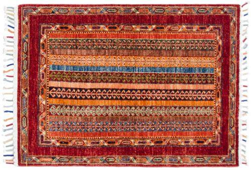 3×4 Kazak Multi Color Oriental Rug 048449