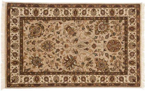 3×4 Mahal Beige Oriental Rug 042570