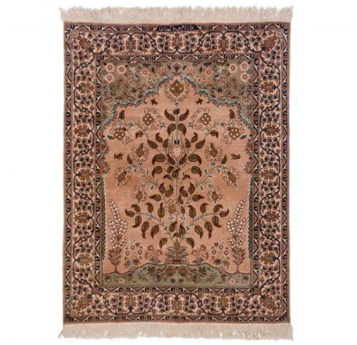 3×4 Persian Beige Oriental Rug 022057