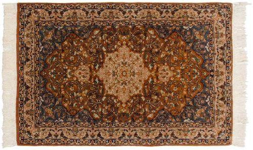 3×4 Persian Rust Oriental Rug 021454